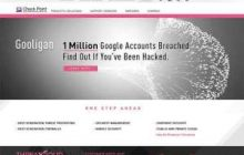 Check Point, violato un milione di account Google